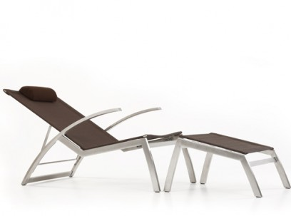 Lounge Sessel verstellbar Batyline
