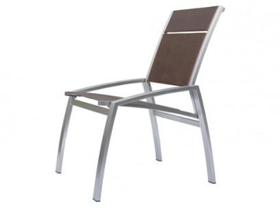 Stuhl Leder oder Kunstleder
