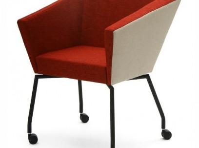 Coupé armchair mobile