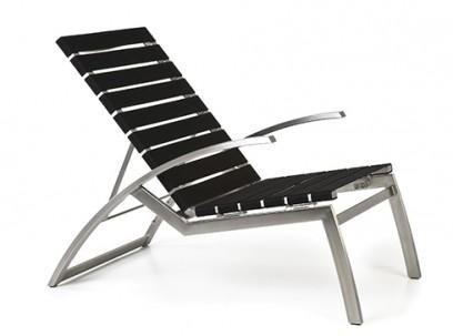 Lounge Sessel verstellbar elastische Bänder