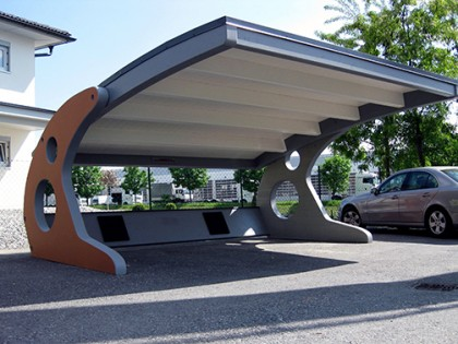 Carport Avantgarde