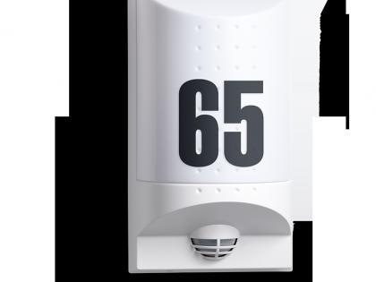 Design Sensor Außenleuchte L 650 LED